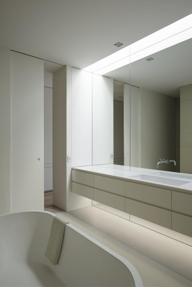 espejos de baños decorar
