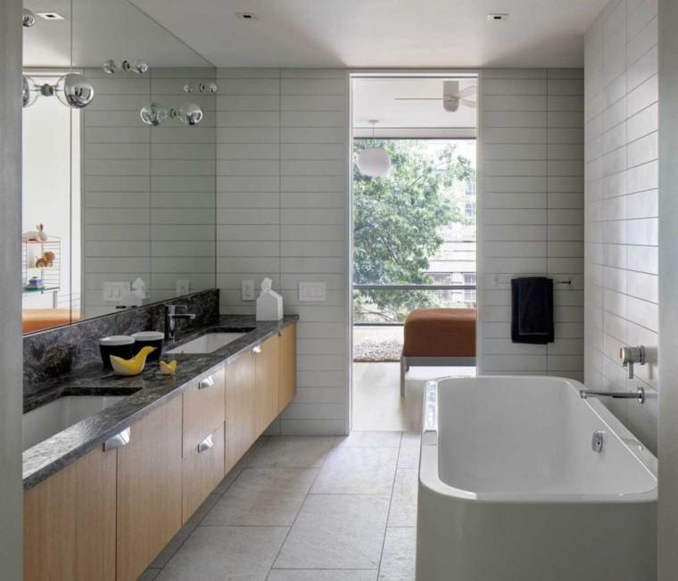 espejos para baños decorar