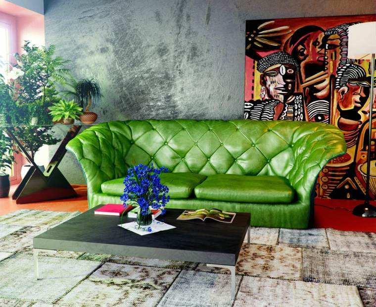 estilo boho chic acento sillon arte muebles