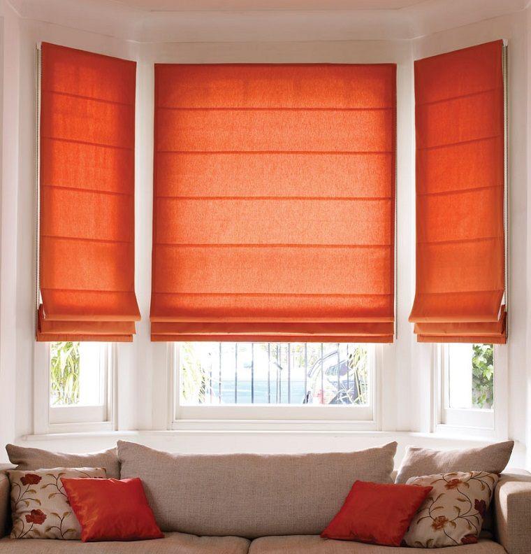 cortinas estores diseño