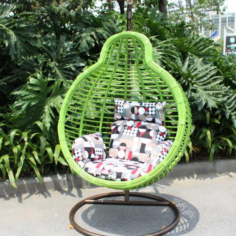sillón colgante independiente
