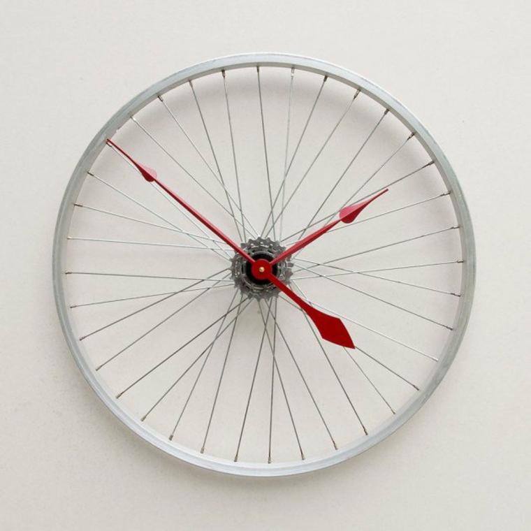 original reloj casero rueda