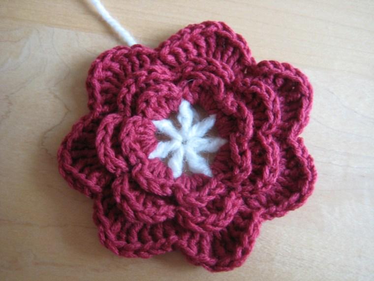 flores de gacnhillo decoración