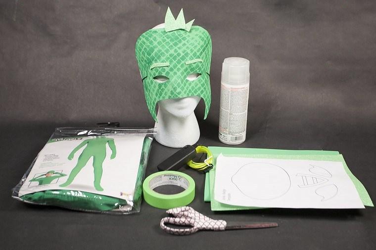 gekko mascara opciones diseno ideas
