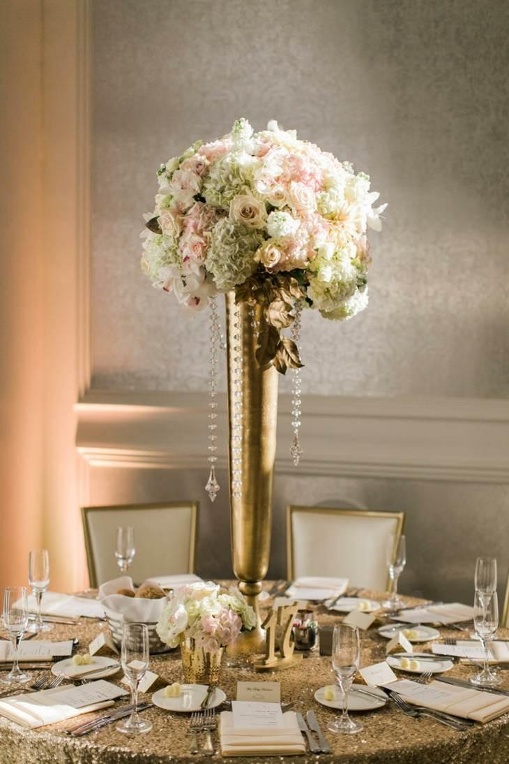 Ideas originales para bodas y consejos sobre el estilo for Centros de mesa para bodas originales