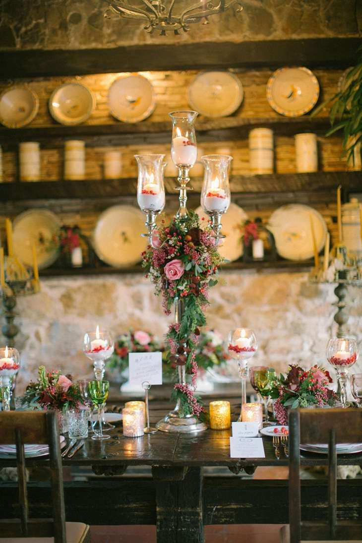 ideas originales para bodas decoracion boho chic moderno
