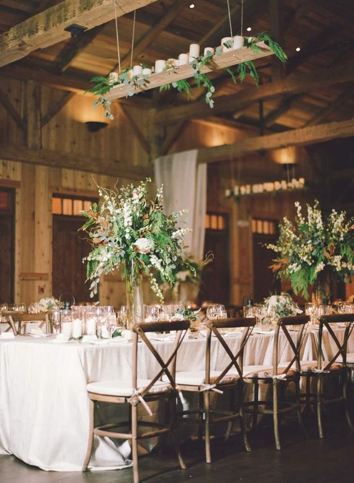 ideas originales para bodas flores plantas moderno