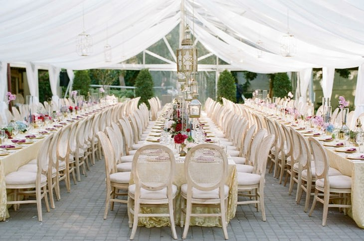ideas originales para bodas mesas sillas decoracion recepcion moderno