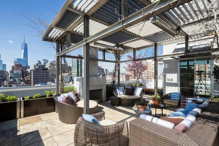 ideas-para-decorar-jardin-chimenea-exterior-residencias-lujo