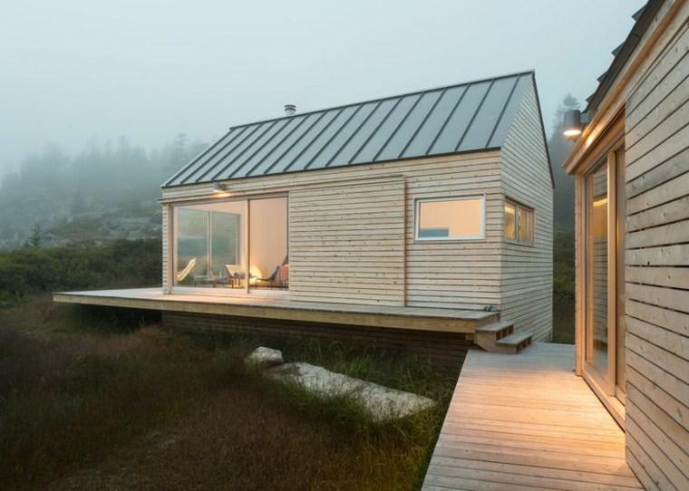 estupendas casas madera