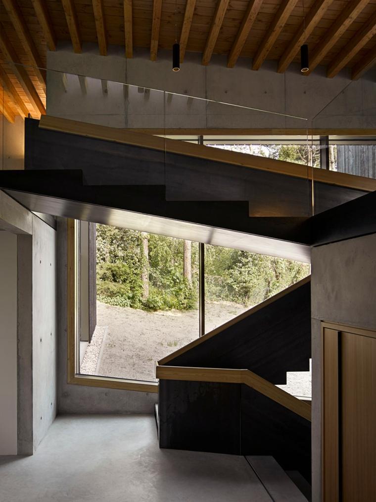 original diseño escalera interior