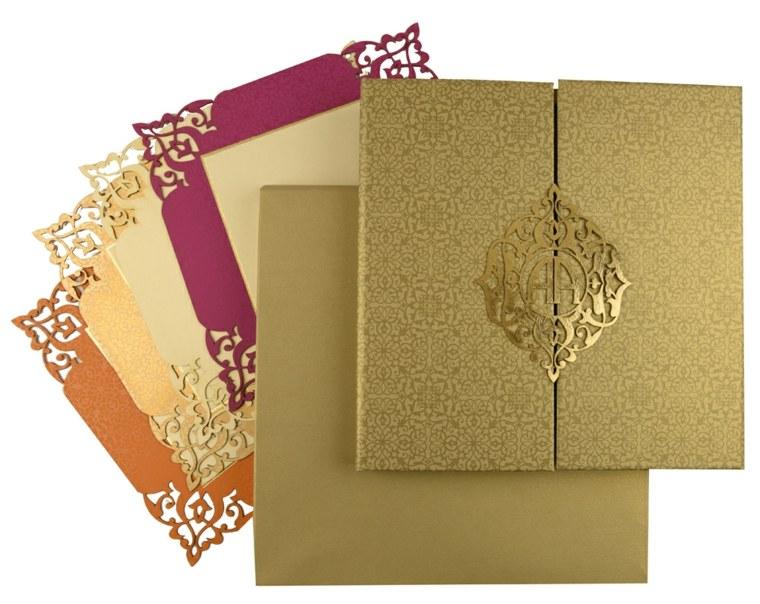 invitaciones de boda indias