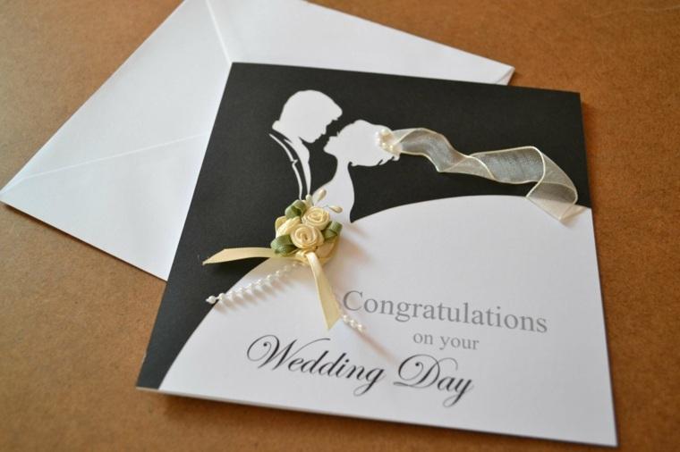 invitaciones de boda modernas - Invitaciones De Boda Elegantes