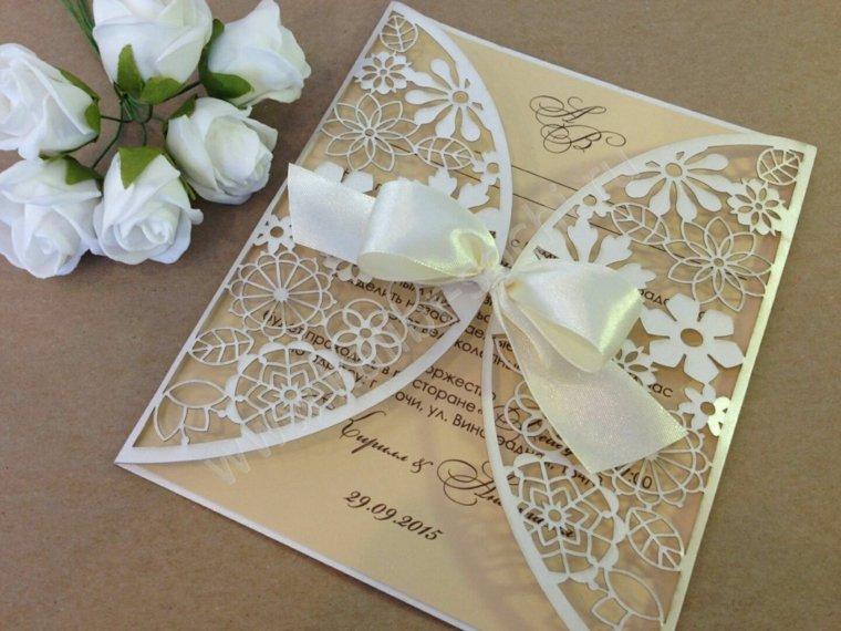 Invitaciones de boda originales un detalle bonito para - Disenos tarjetas de boda ...
