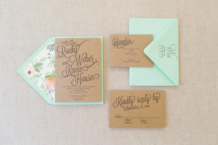 invitaciones de boda originales diseno opciones atractivas ideas