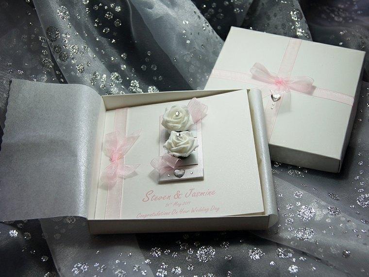 invitaciones de boda originales elegantes