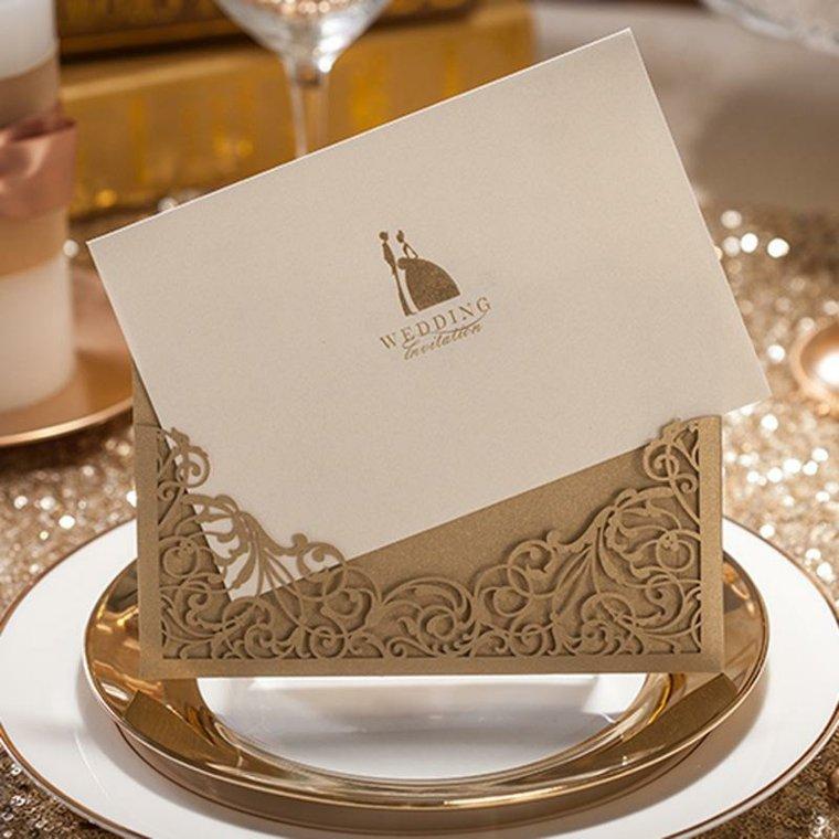 invitaciones para boda vintage