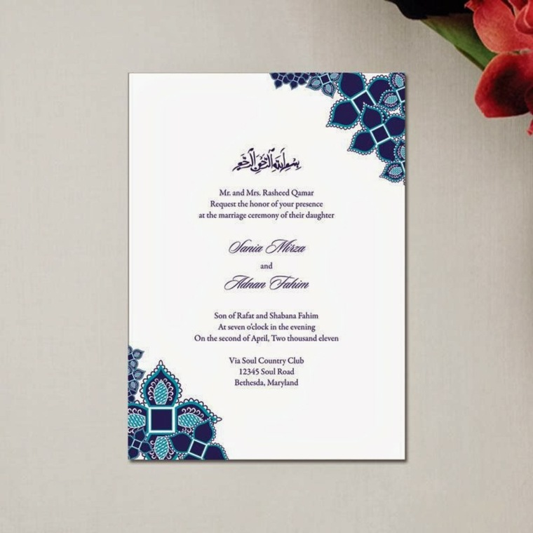 invitaicones para boda simples