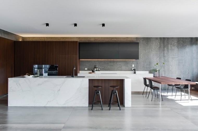 lices gabinetes led incorporadas Minosa Design modernas