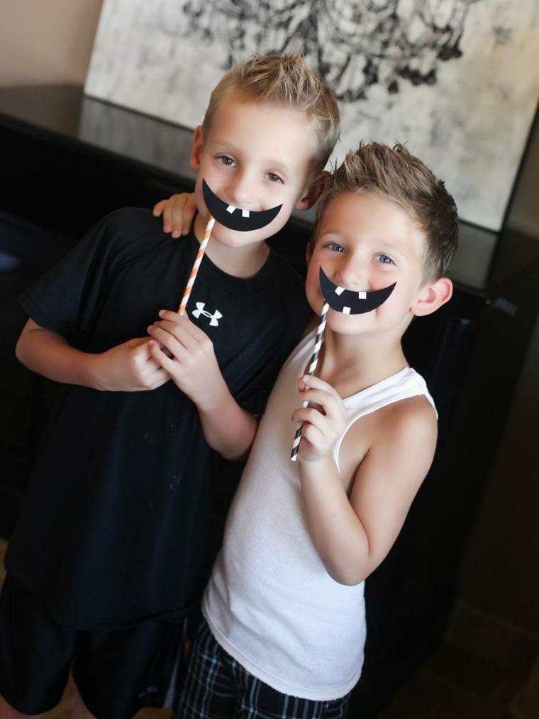 manualidades para niños diseño sonrisas fotos imagenes