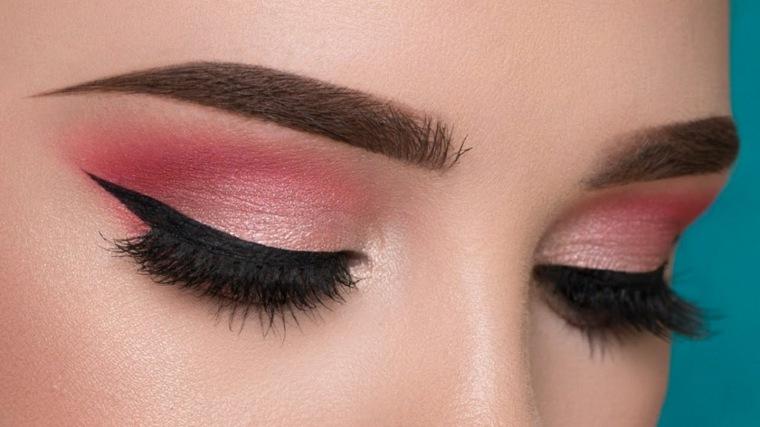maquillaje ojos ahumados fiestas