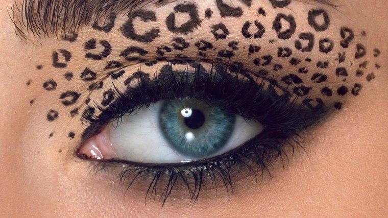 maquillaje ojos fiestas