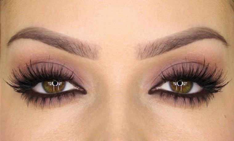 maquillaje ojos verdes mujeres