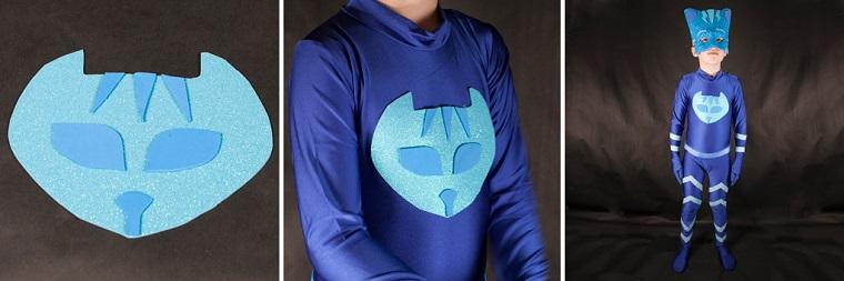 mascara-detalle-traje-color-azul