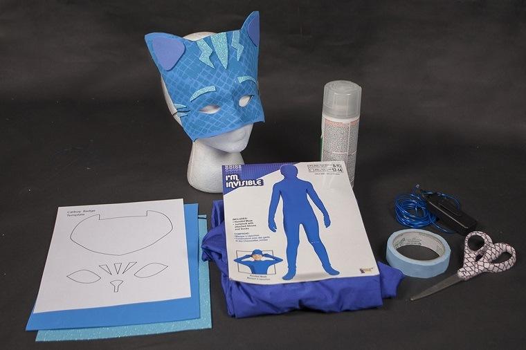 mascaras originales opciones trajes chicos cat boy