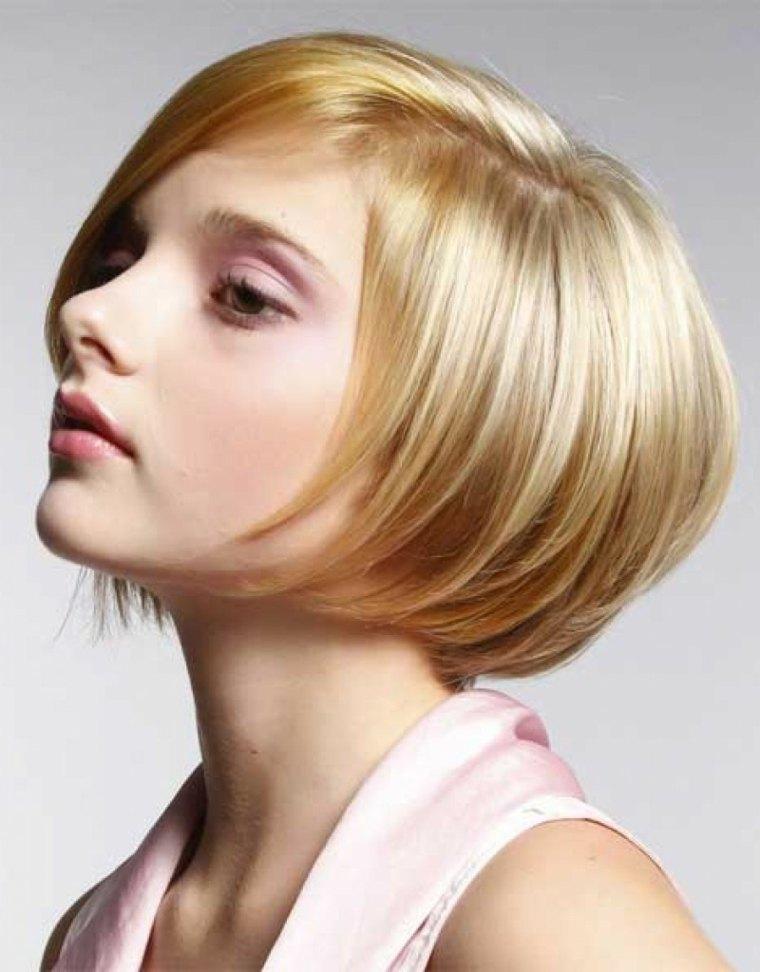 Melenas Cortas Y Peinados Muy Modernos Y Originales