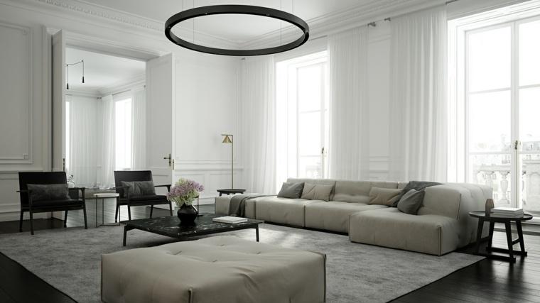 muebles modernos sofa opciones estilo ideas