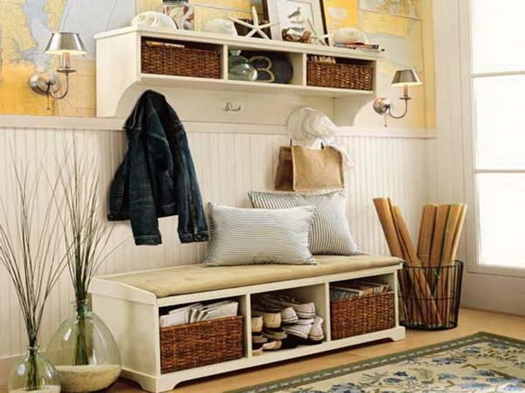 muebles recibidores baratos decorar