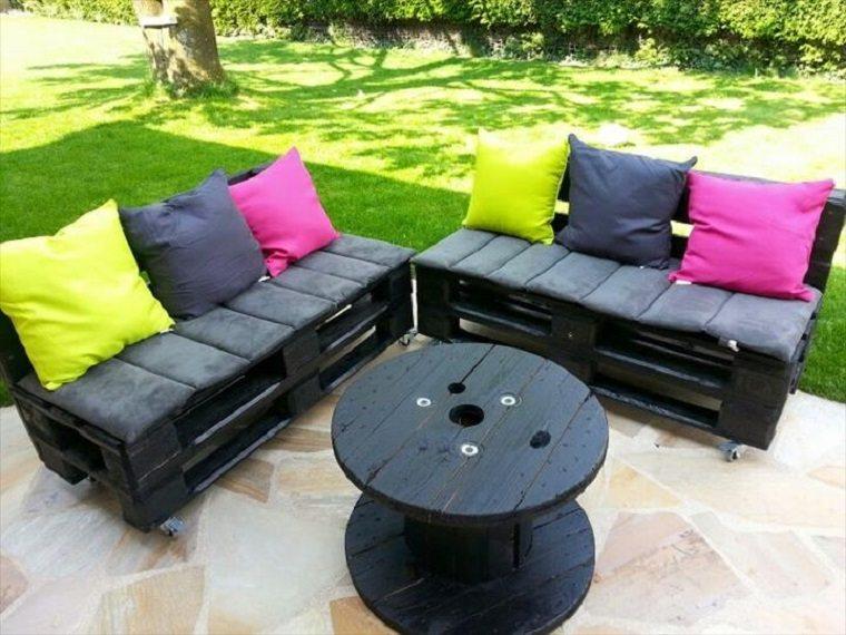 muebles sencillos palet