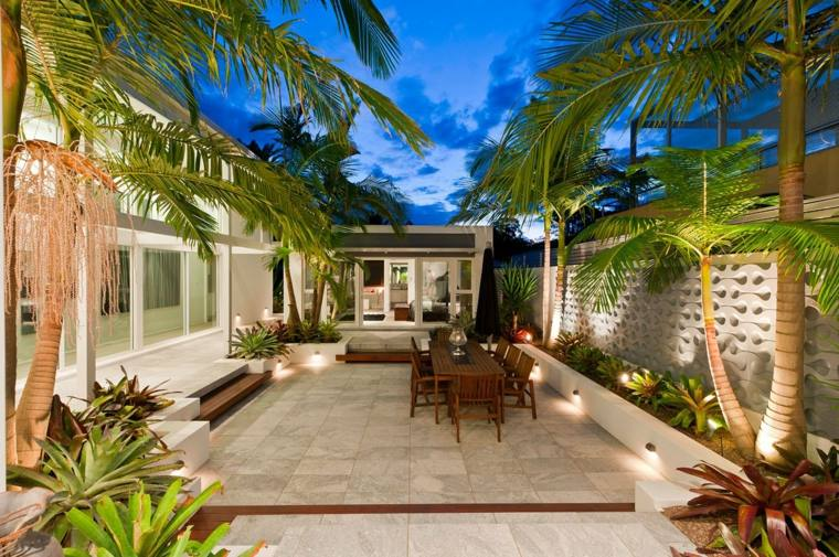 oasis tropical diseno exotico Urban Exotic ideas