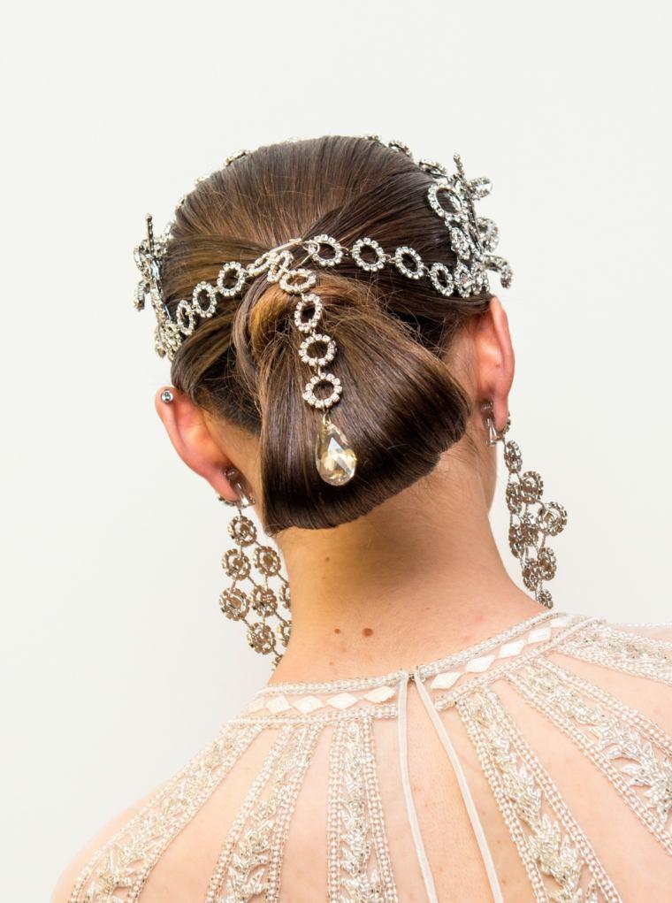opciones joyas decorar pelo estilo modernos ideas