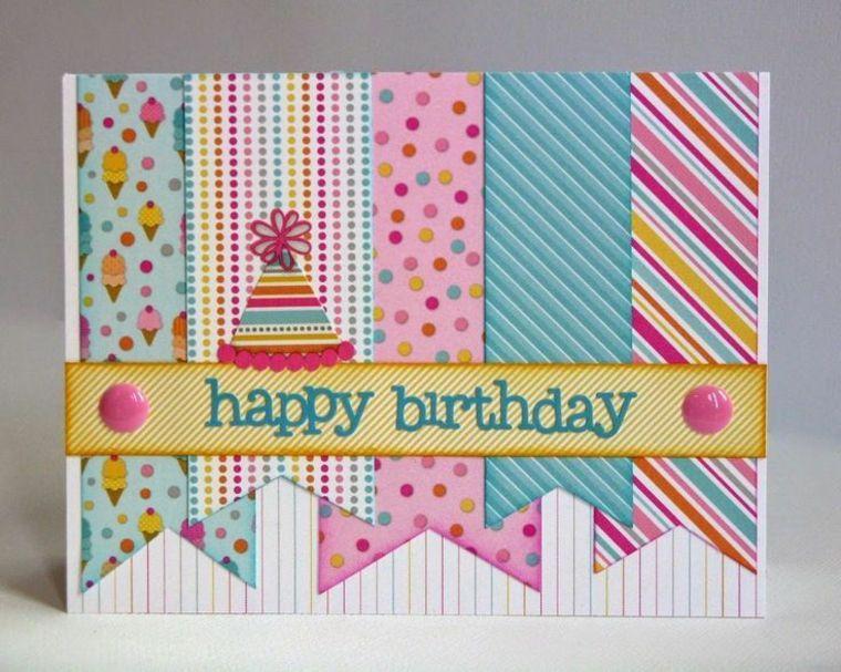 original diseño tarjeta cumpleaños