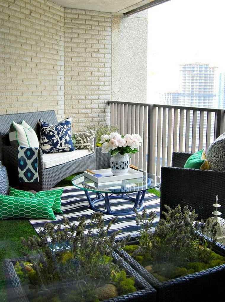 original terraza pequeña