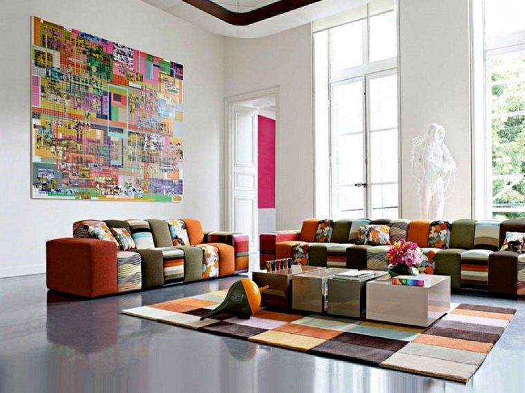 decoración interior moderna