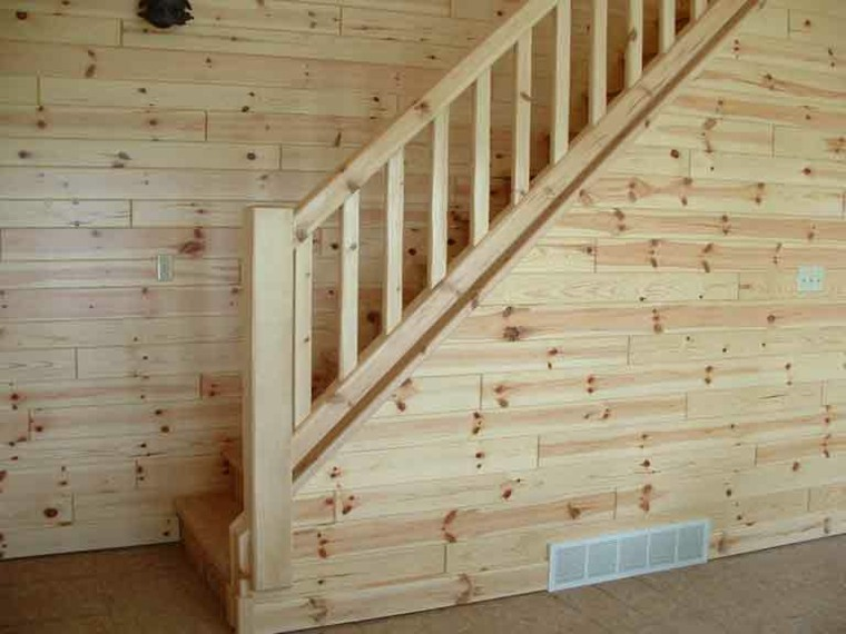 original diseo escalera madera