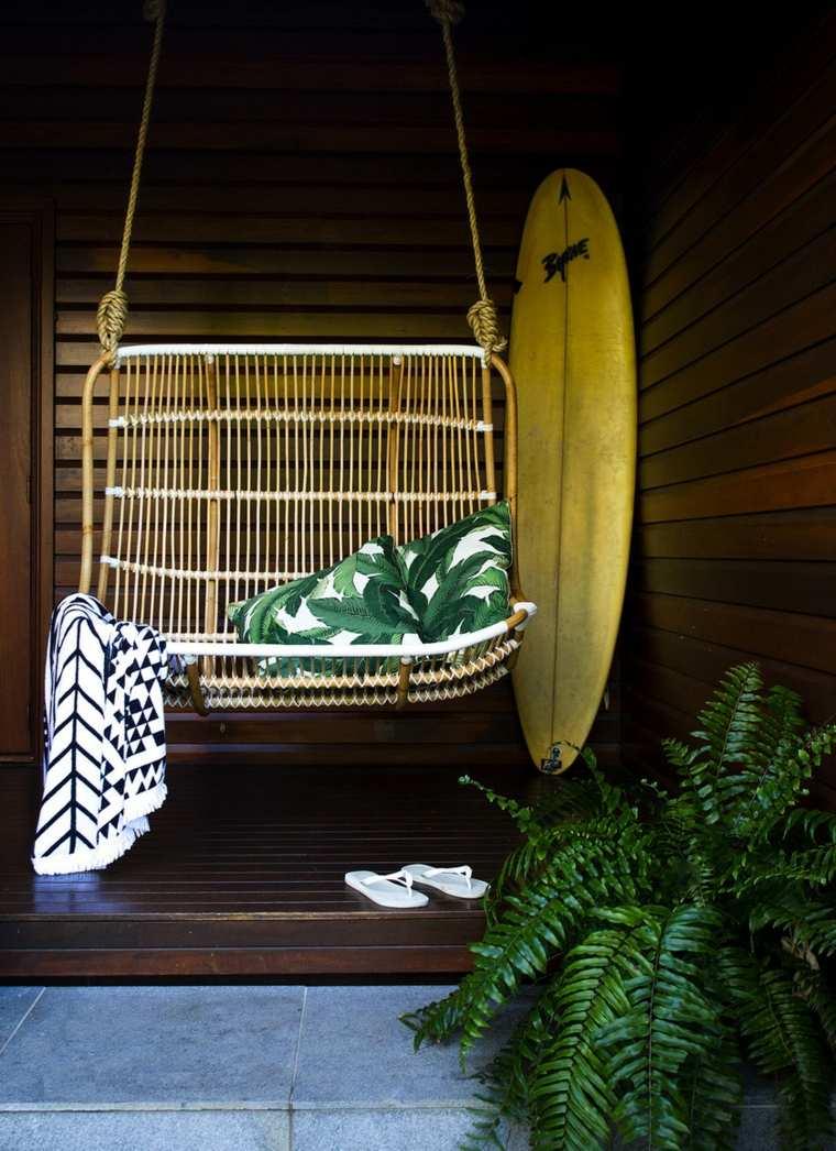 Sillon hamaca colgante sillon hamaca acapulco colgante for Sillon colgante jardin