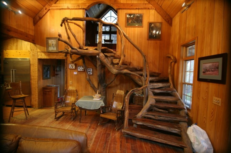 original diseño interior madera