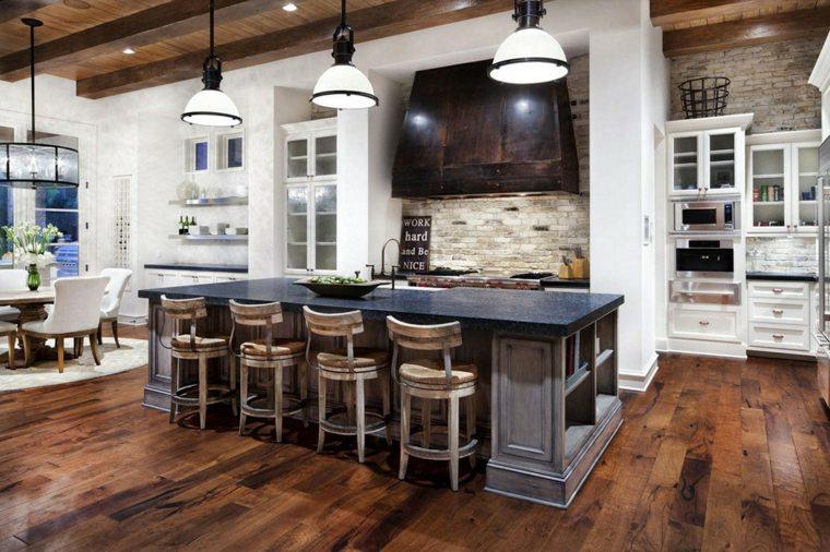 original diseño cocina lujosa
