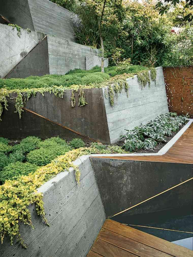 original diseño terrazas modernas