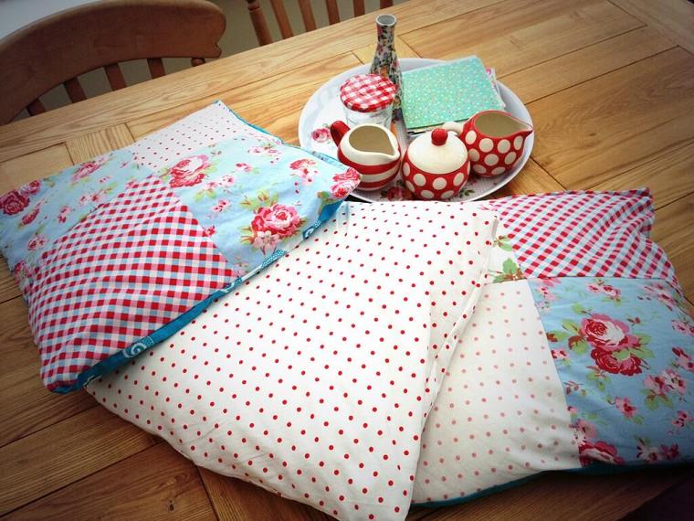 ideas para hacer patchwork en casa