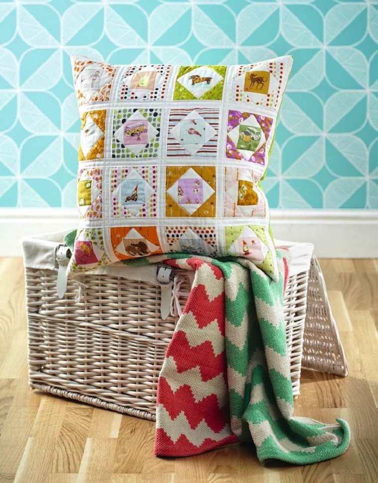 originales diseños patchwork