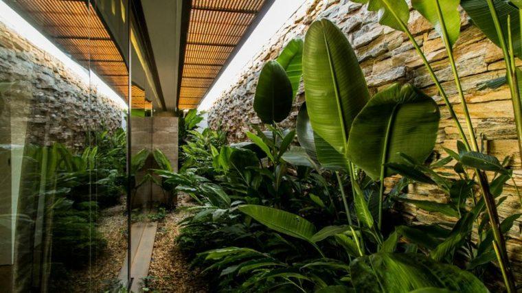paredes hormigon conceptos muebles suelos madera
