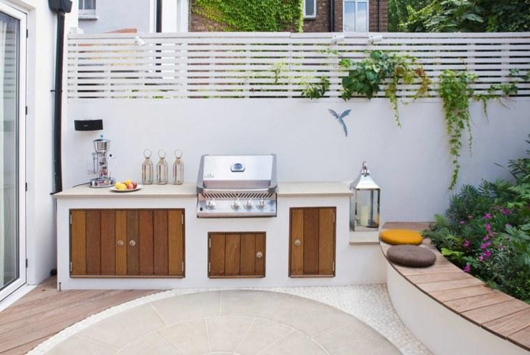 patio diseño empotrado obra compleytar