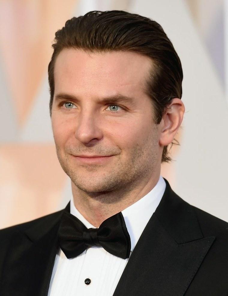 Men Bradley peinado
