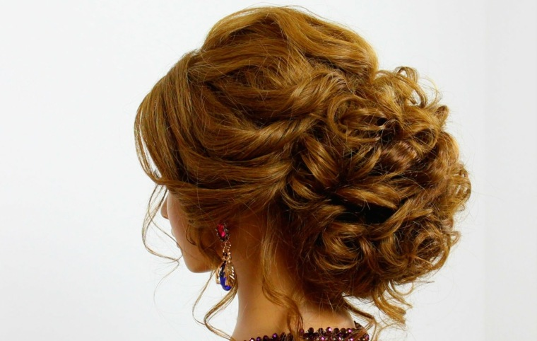 peinados de boda modernos