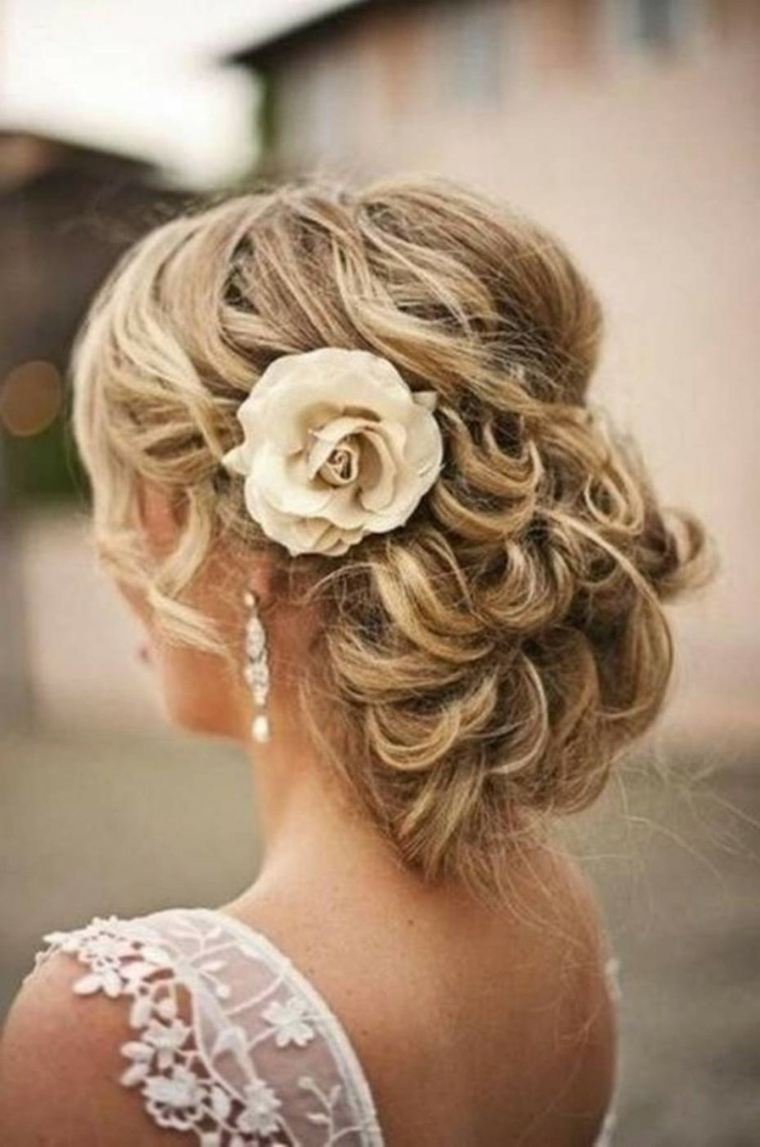 peinados de boda mujeres